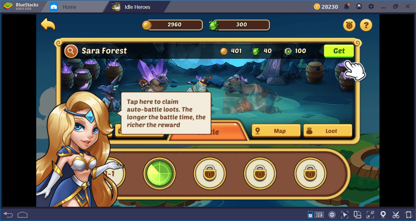 Everything You Need To Know About the Idle Heroes on PC