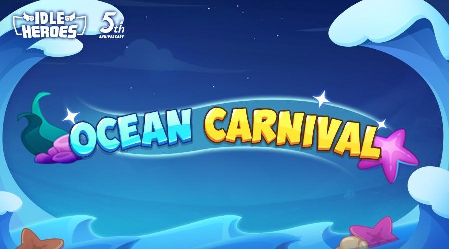 Idle Heroes auf dem PC: Das Event Karneval im Ozean zum 5. Jubiläum