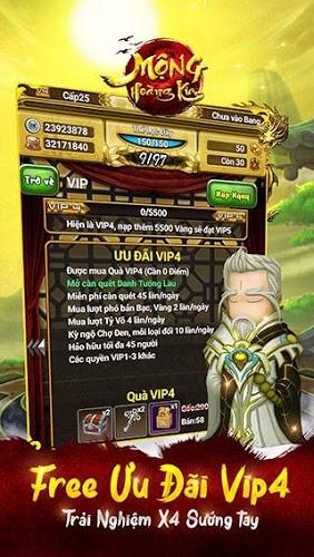 Chơi Mộng Hoàng Kim on PC 4