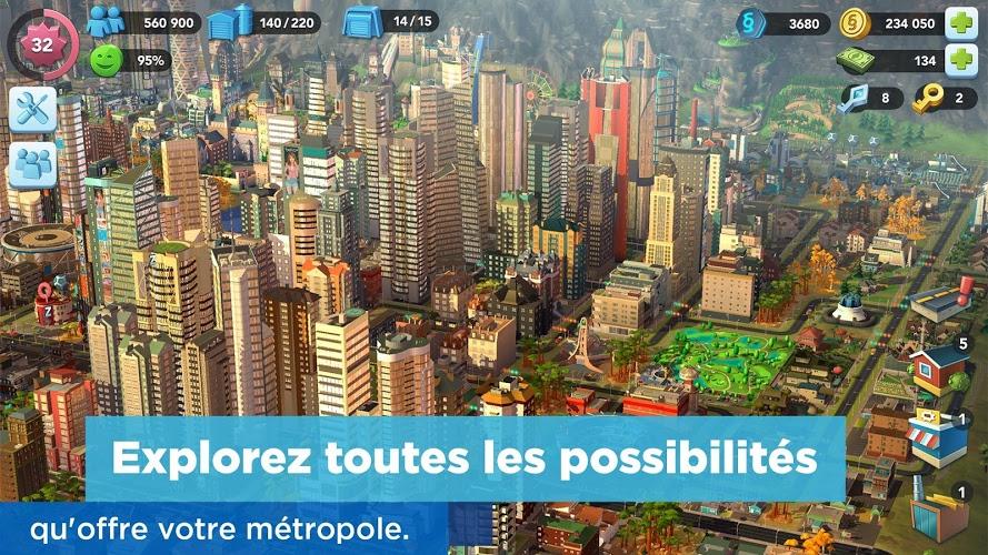 Jouez à  SimCity BuildIt sur PC 7