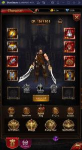 Запуск Immortal Legend: Idle RPG на ПК с помощью BlueStacks