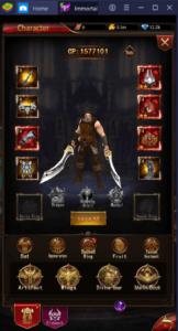 Comment Jouer à Immortal Legend: Idle RPG sur PC avec BlueStacks