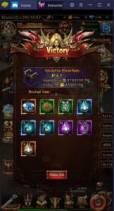 Comment Farmer des Ressources pour les Améliorations dans Immortal Legend: Idle RPG
