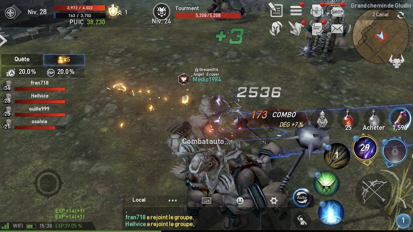 Les avantages de jouer à Lineage II : Revolution avec le multi-tâches de Bluestacks