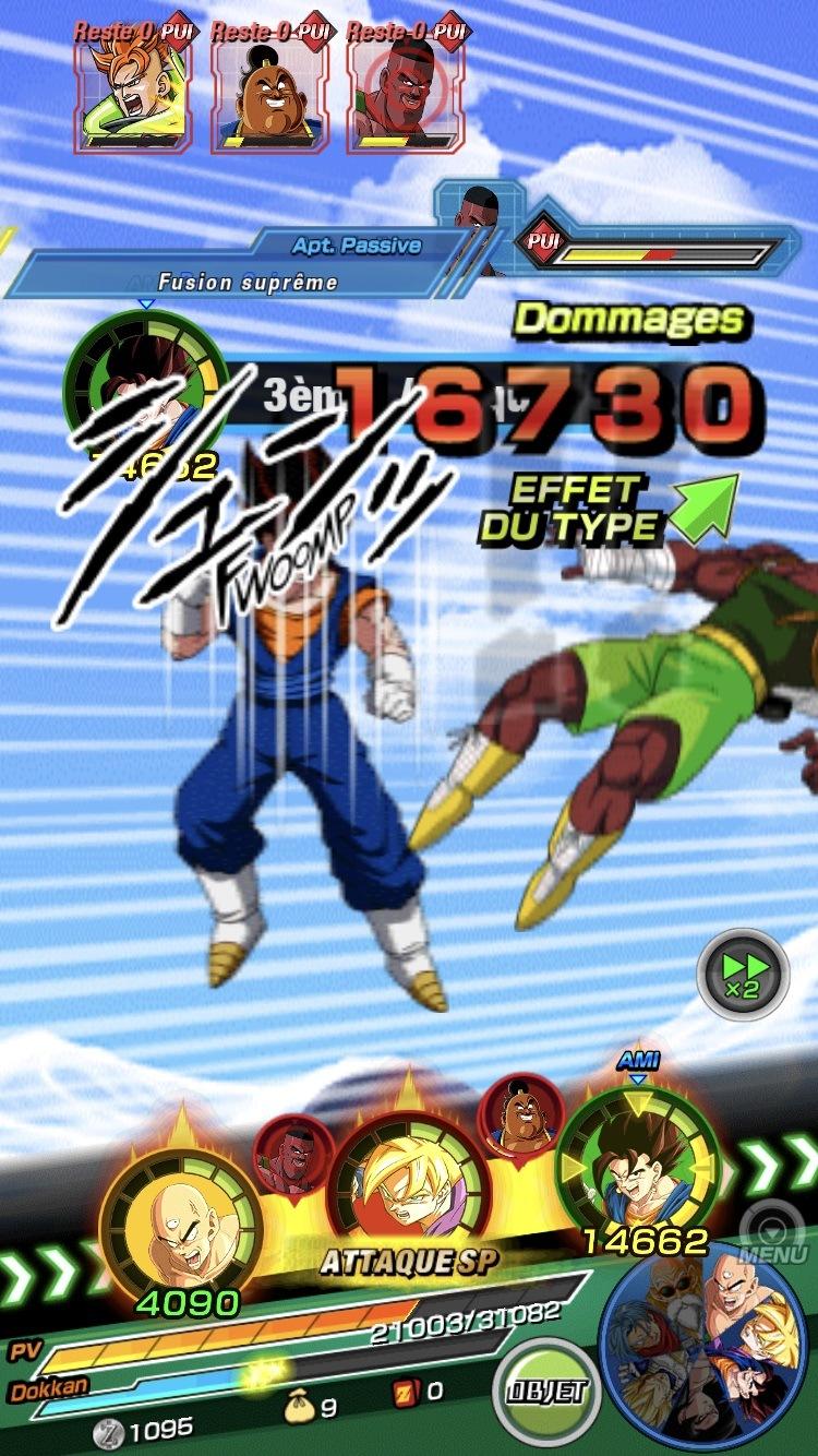 Dragon Ball Z Dokkan Battle: Comment progresser rapidement?