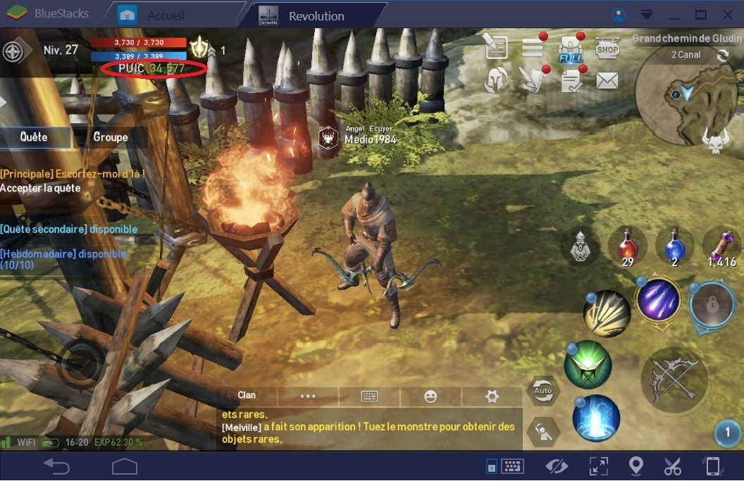 Lineage 2 PUIC Fr