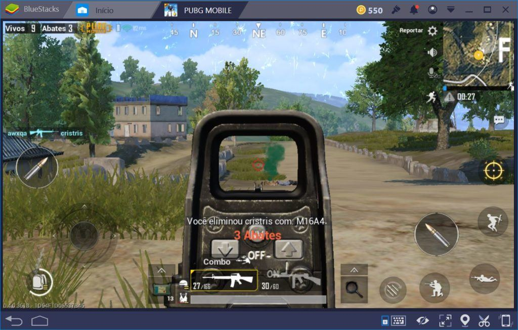 Comparando Battle Royale's – Free Fire vs PUBG Mobile vs Rules of Survival