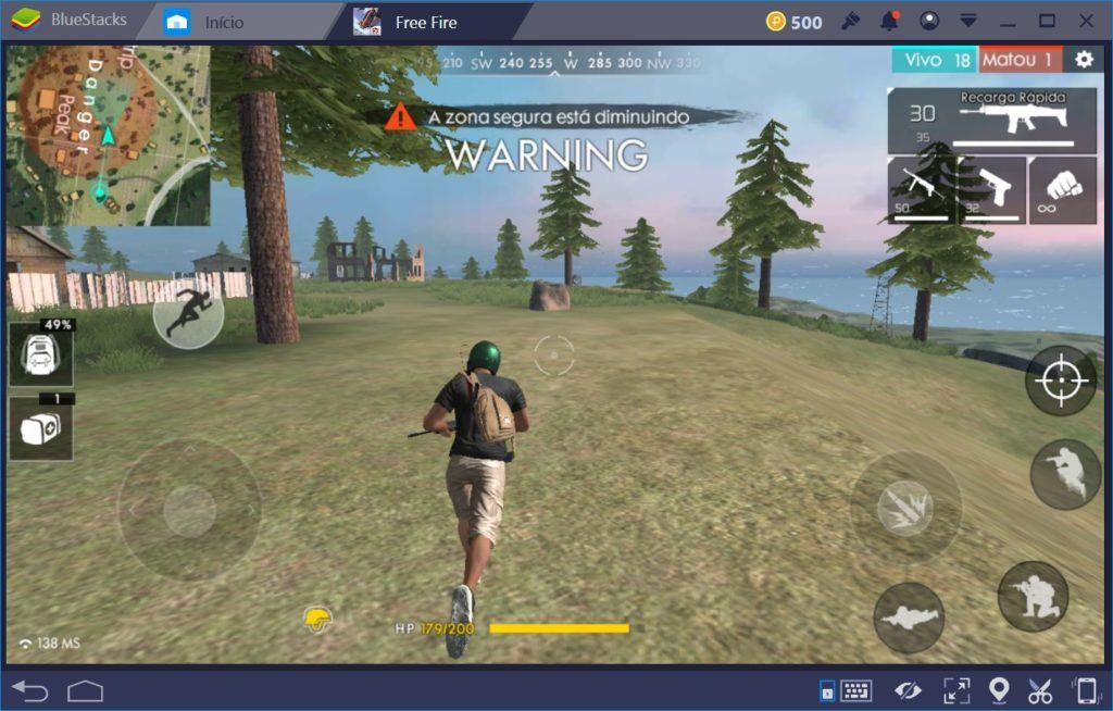Free Fire: Battlegrounds – Dicas para jogadores experientes