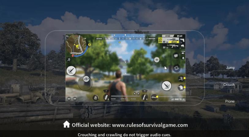 BlueStacks XPack für Rules Of Survival:  Richtigkeit 'X' Großartigkeit