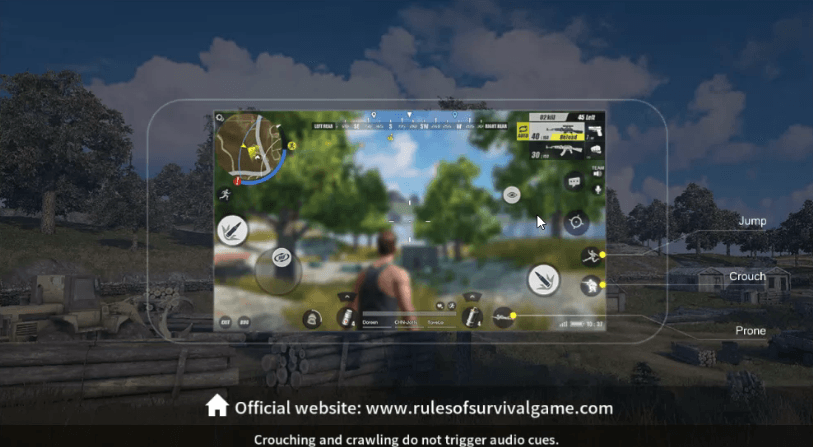Rules of Survival XPack 2