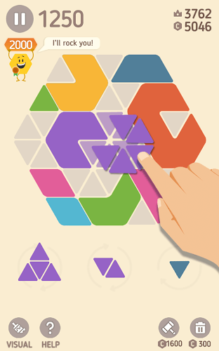 Play Make Hexa Puzzle on PC 4