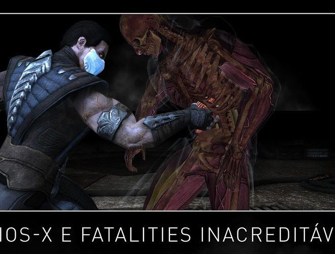 Jogue Mortal Kombat X para PC 6
