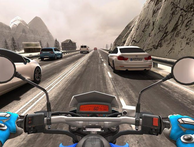 เล่น Traffic Rider on PC 4