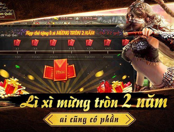 Chơi Hồng Nhan Tam Quốc on PC 5