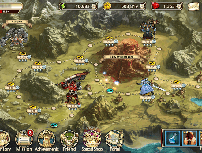 Play King's Raid on PC 9