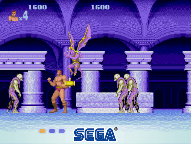 Play Altered Beast on PC 14