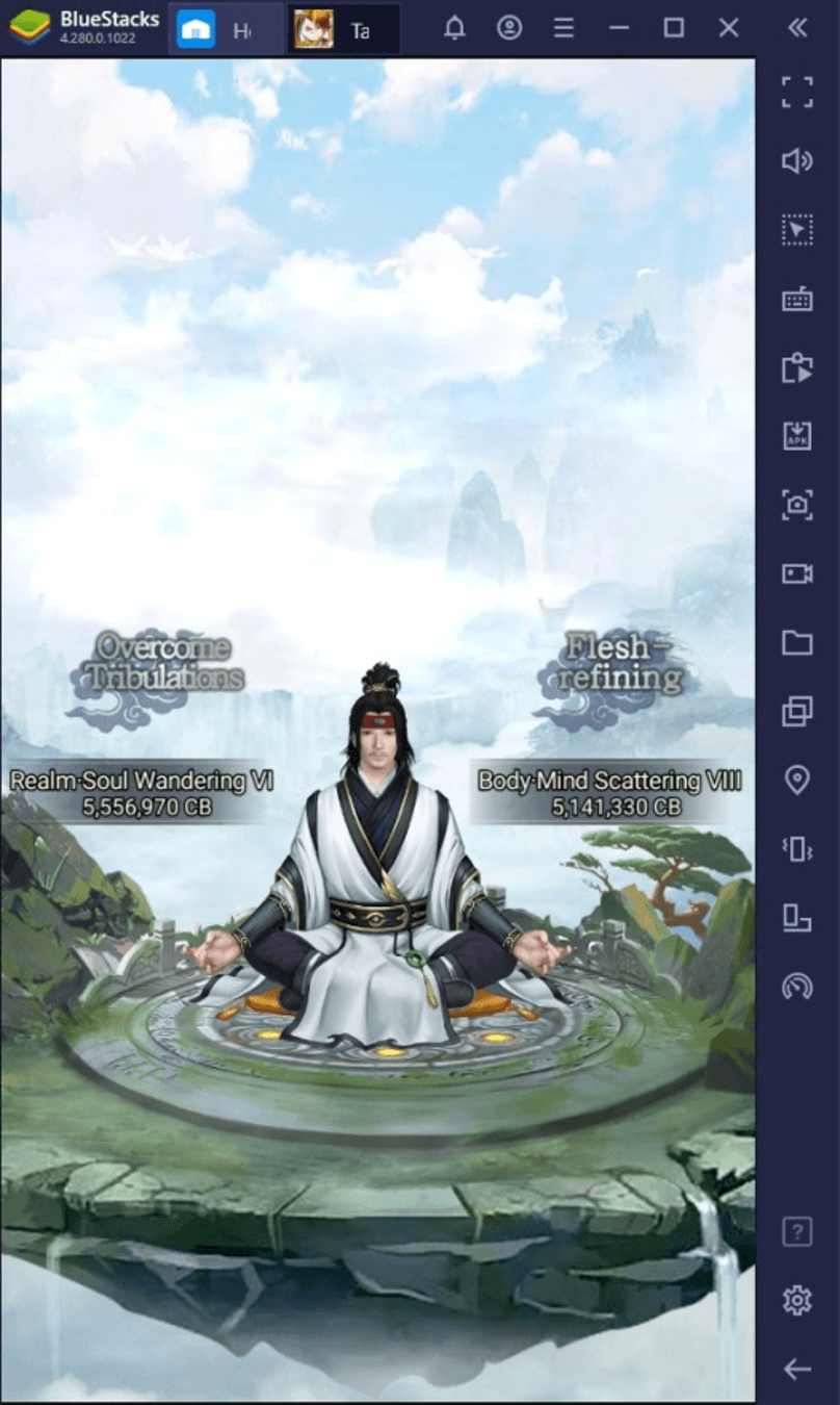 Le Guide de BlueStacks des Attributs dans Immortal Taoists