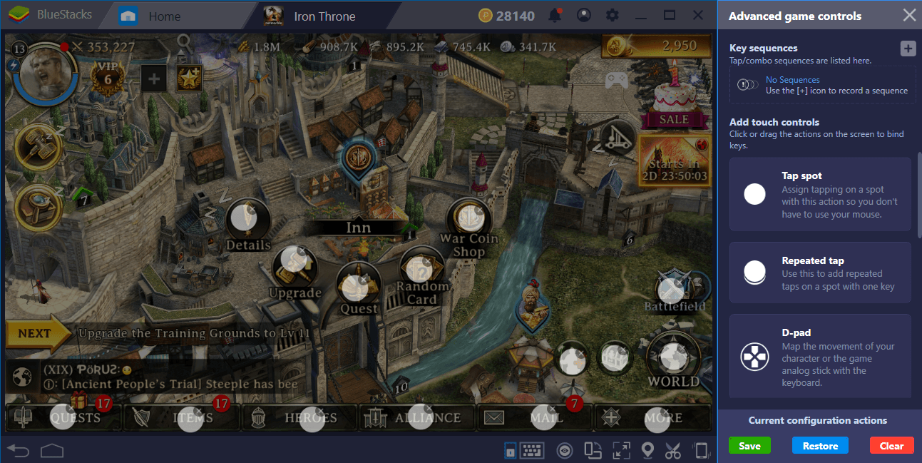 Claiming The Iron Throne With BlueStacks: The Installation And Setup Guide