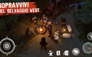 Westland Survival di avventura