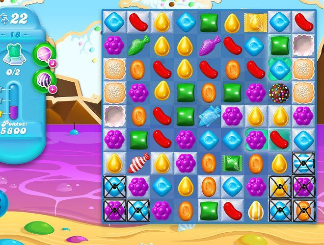 Jogue Candy Crush Soda Saga on PC 20