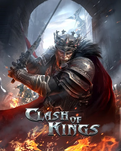 Spielen Clash of Kings on PC 8