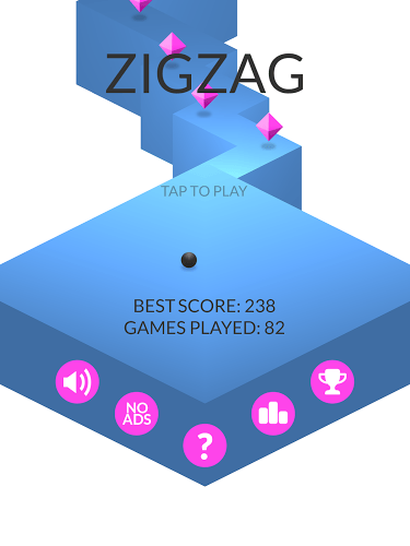 Juega ZigZag on PC 6