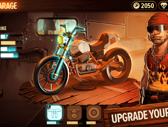 Play Trials Frontier on PC 6