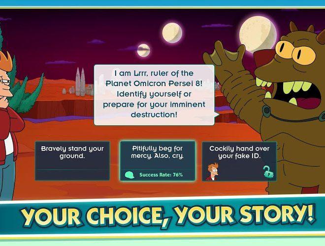Play Futurama: Worlds of Tomorrow on PC 6