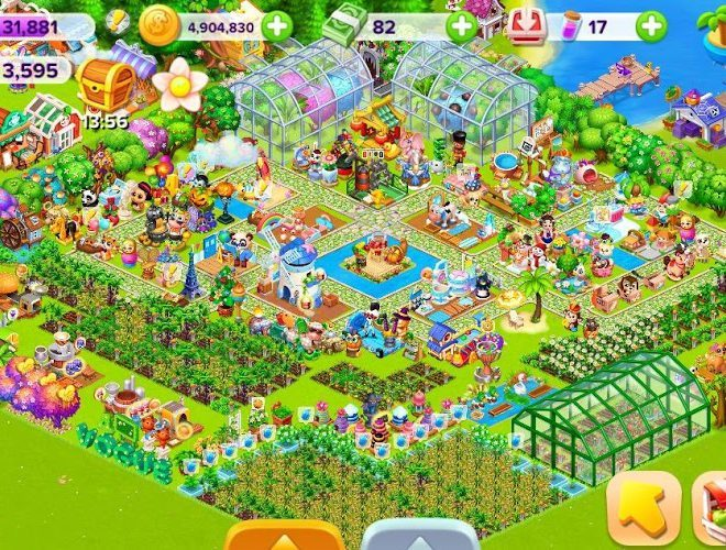 Play Family Farm seaside on PC 16