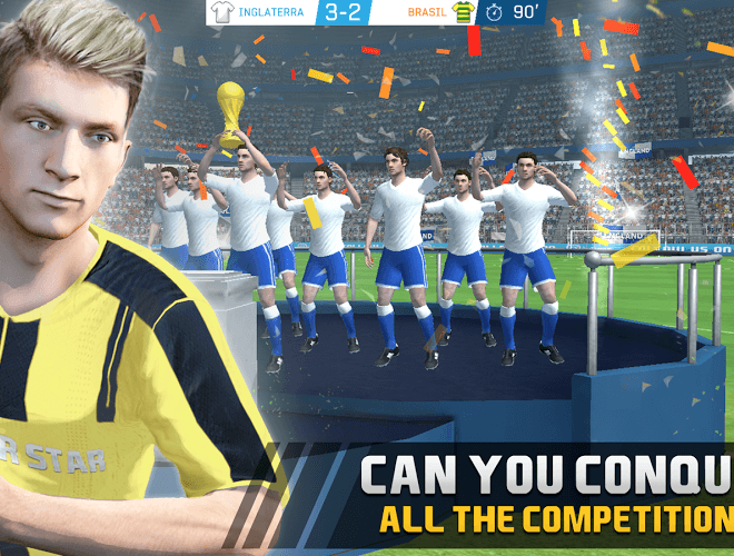 Play Soccer Star 2017 Top Leagues on PC 5