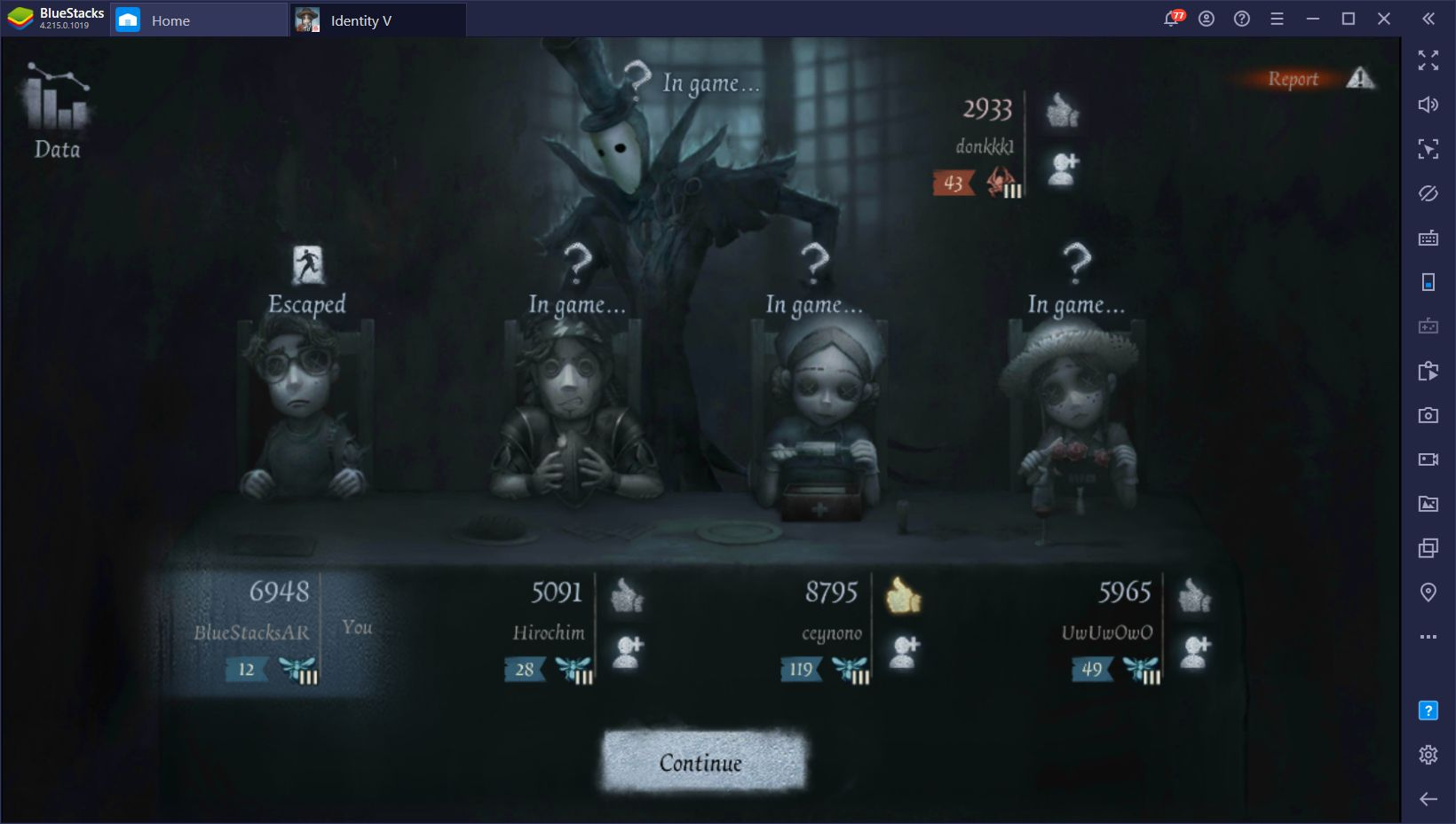 Identity V 2-Year Anniversary Event : A New Character, Event, Accessories, and Much More!