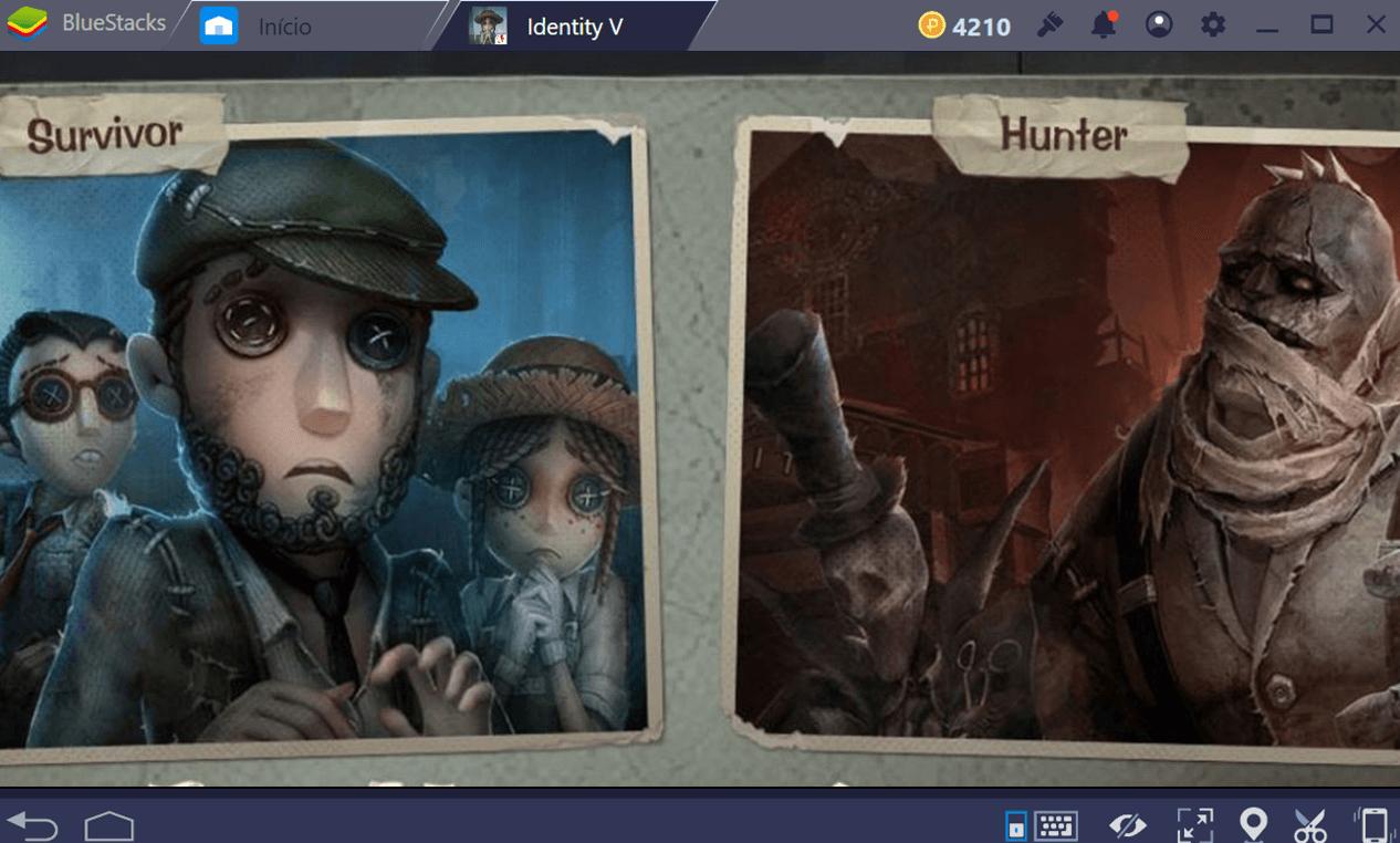 Guia de iniciantes para Identity V – Como sobreviver e caçar