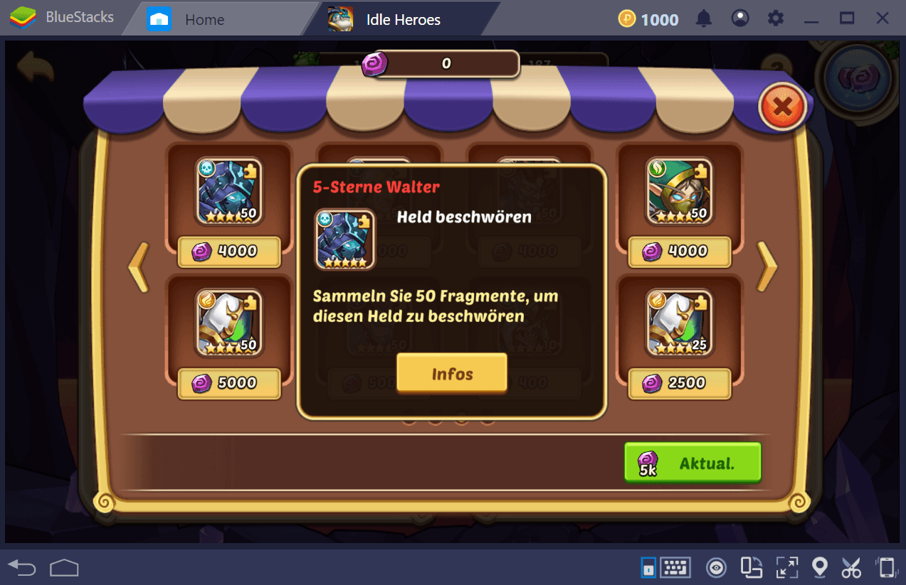 Idle Heroes: Die besten Tips & Tricks