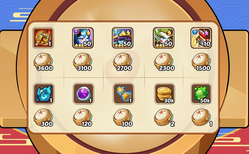 Idle Heroes March Update – New Event, New Content, and More!