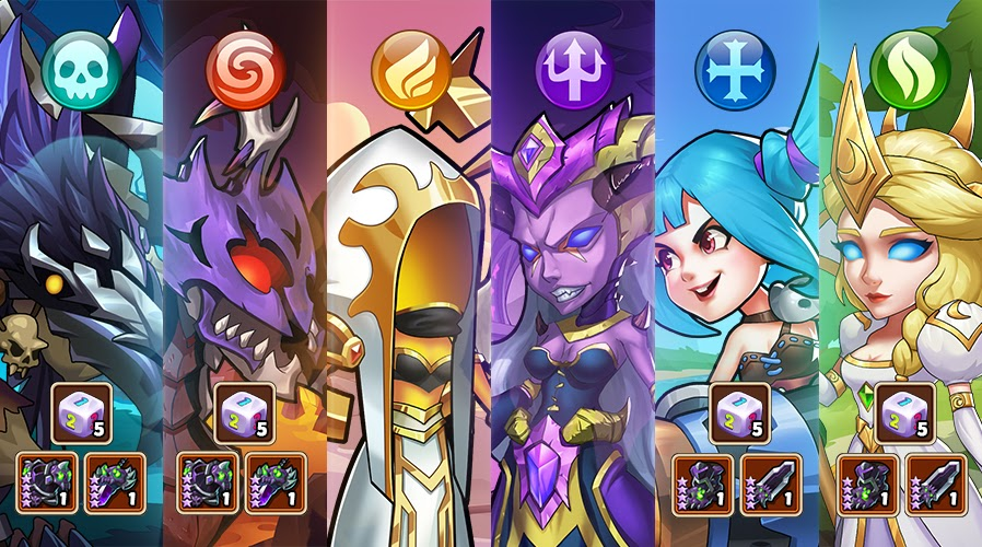 Idle Heroes on PC: February Update – Imp's Adventures, Lots of Rewards, and More!