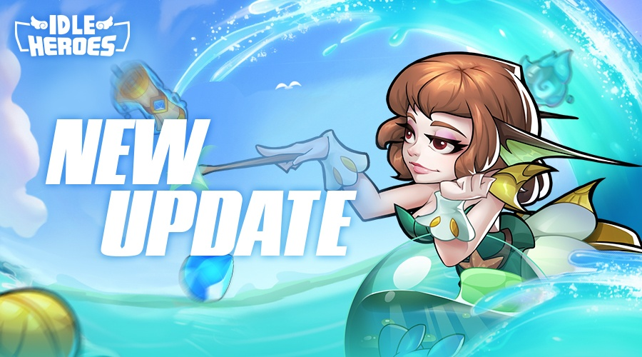 Idle Heroes – New Hero Gloria, New Summon Event, And More!