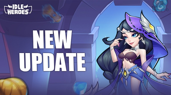 Saja The New Fortress Assassin Hero Arrives in Idle Heroes