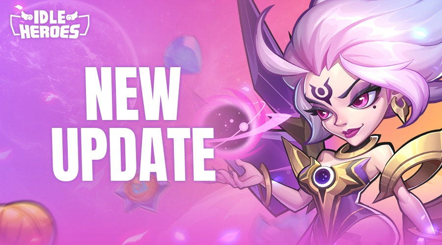 Idle Heroes – New Transcended Hero Jahra, New Summon Event, And More!