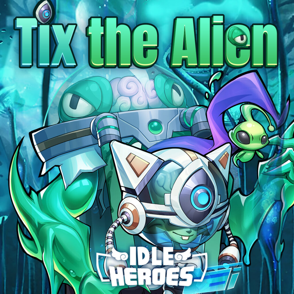 Idle Heroes: Tix's New Ace Skin, Imp's Adventure, and More