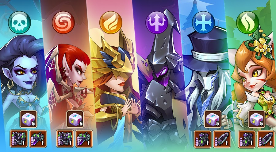 Idle Heroes: May Update Brings Imp's Adventure, Shelter Missions, and More
