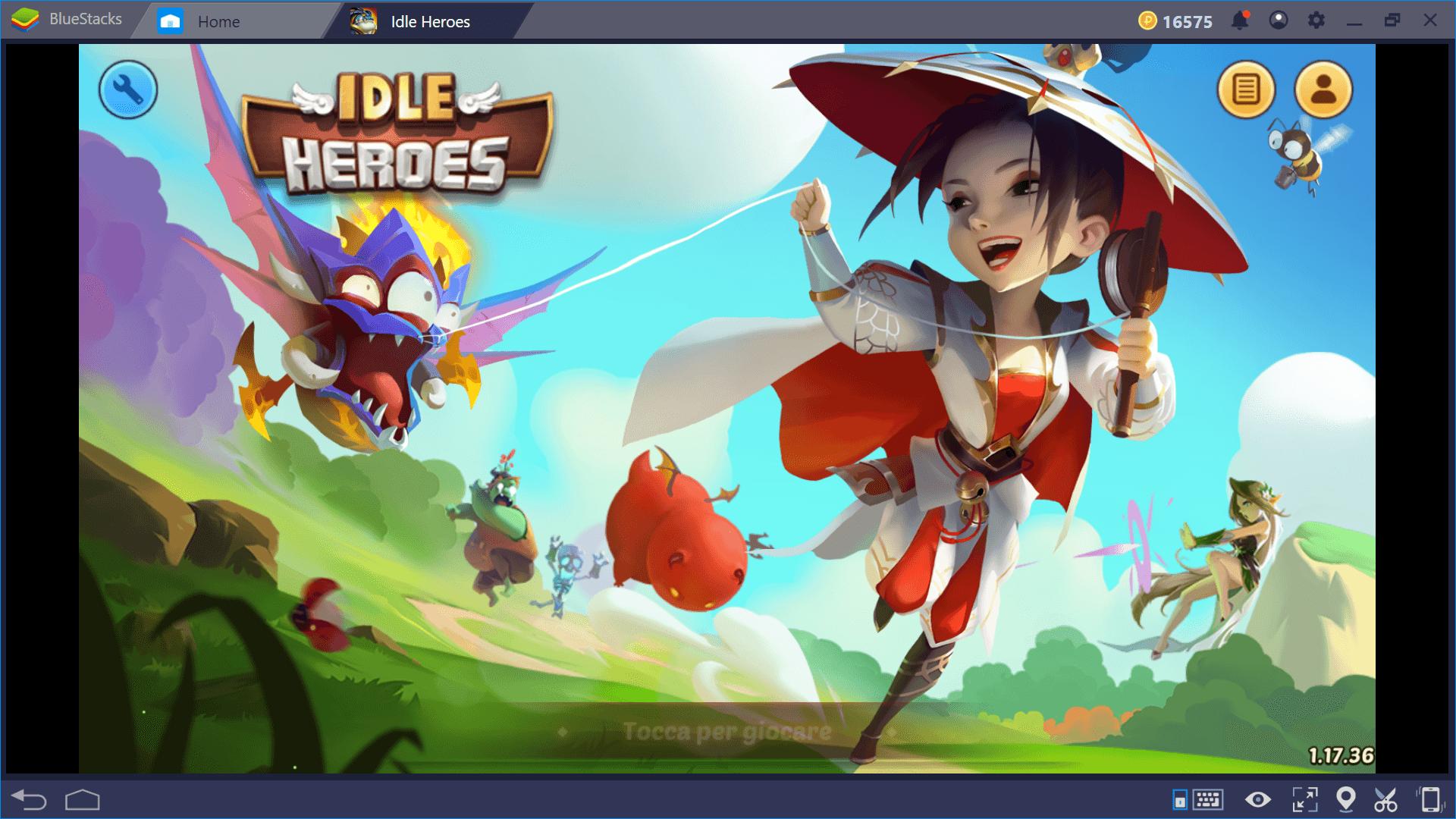 IDLE Heroes: trucchi e consigli avanzati