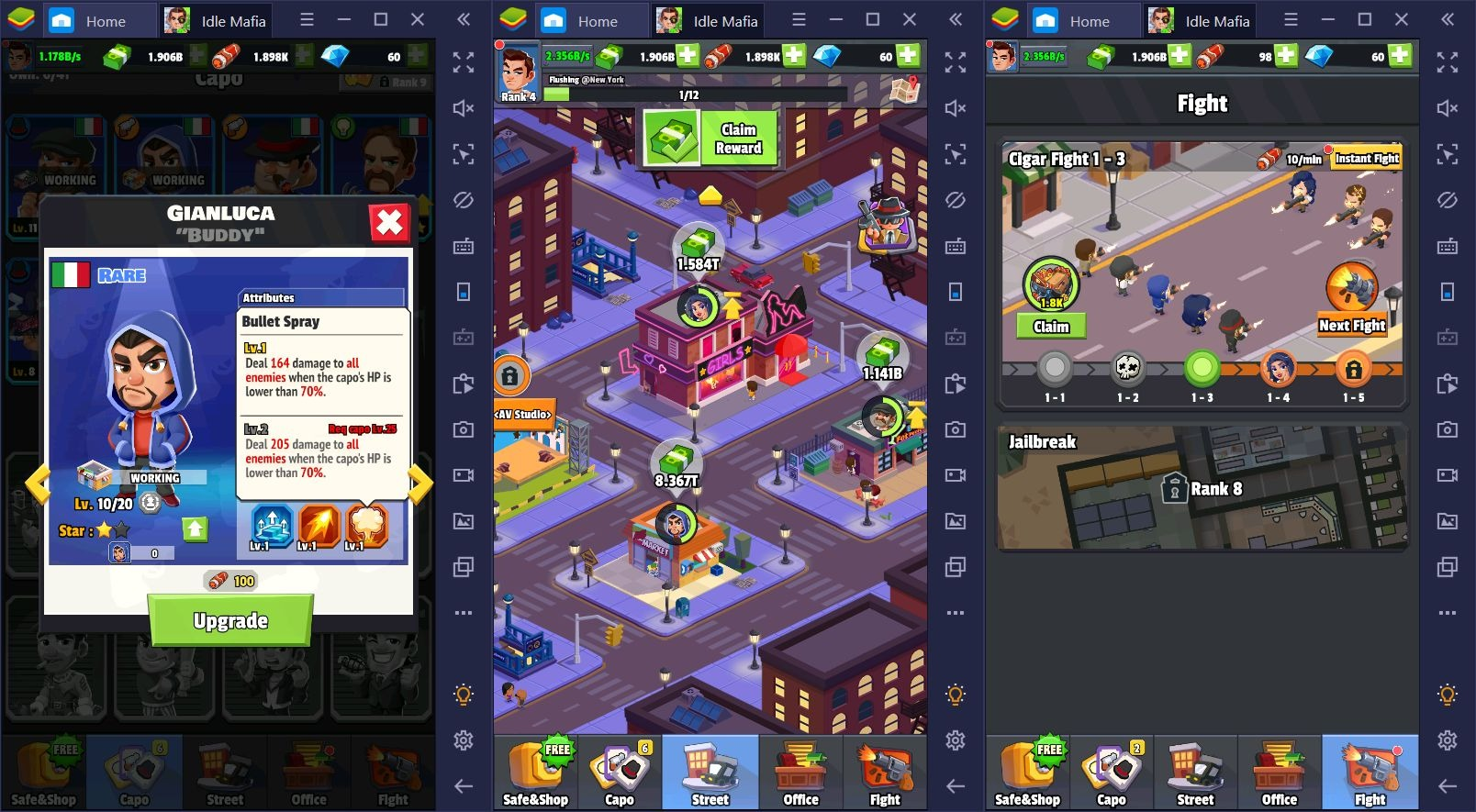 Idle Mafia – Tycoon Manager: The Best Tips and Tricks to Develop Your Mafia Empire