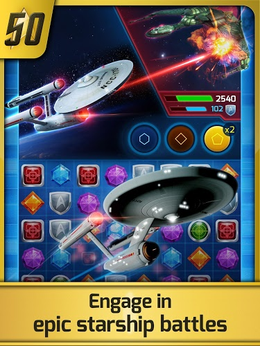 즐겨보세요 Star Trek ® – Wrath of Gems on PC 9