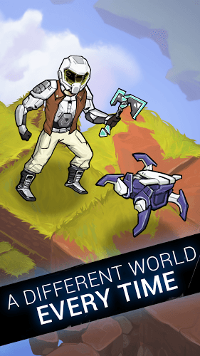 Play Shattered Planet on pc 13