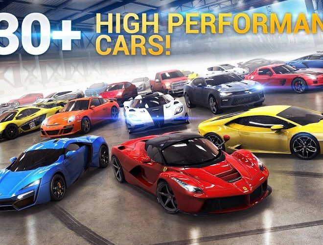 Spustit Asphalt 8: Airborne on PC 10