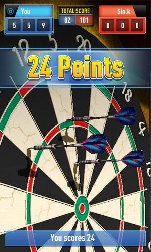Play Darts Master 3D on PC 3
