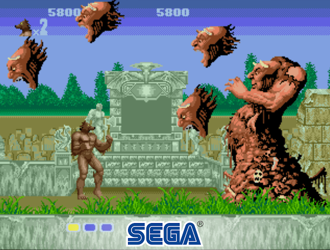 Play Altered Beast on PC 13
