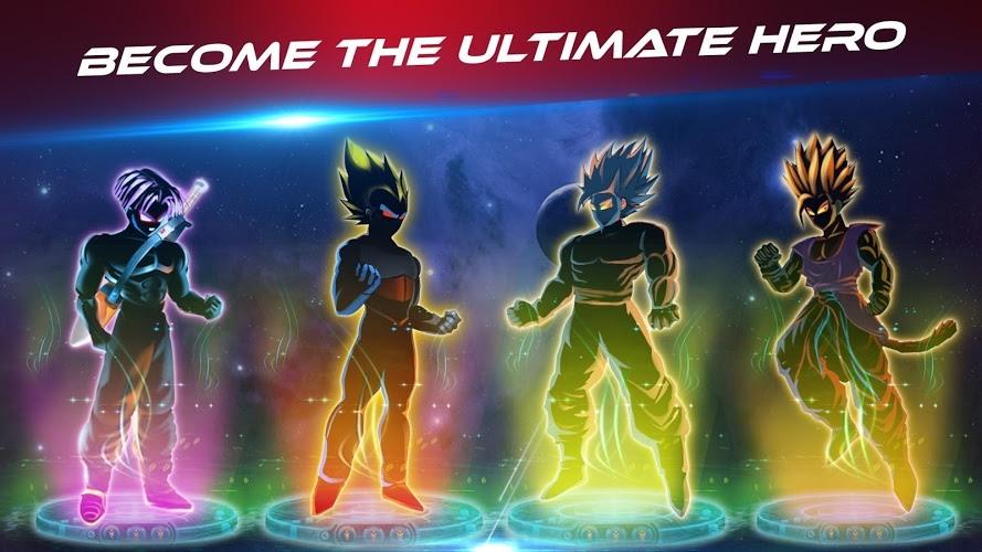 Play Dragon Shadow Battle Warriors: Super Hero Legend on PC 6