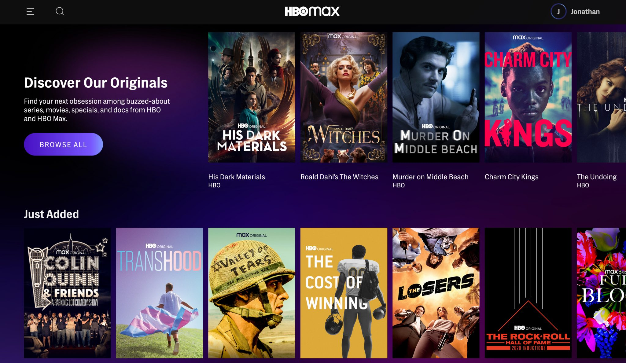How to Download & Watch HBO Max on PC