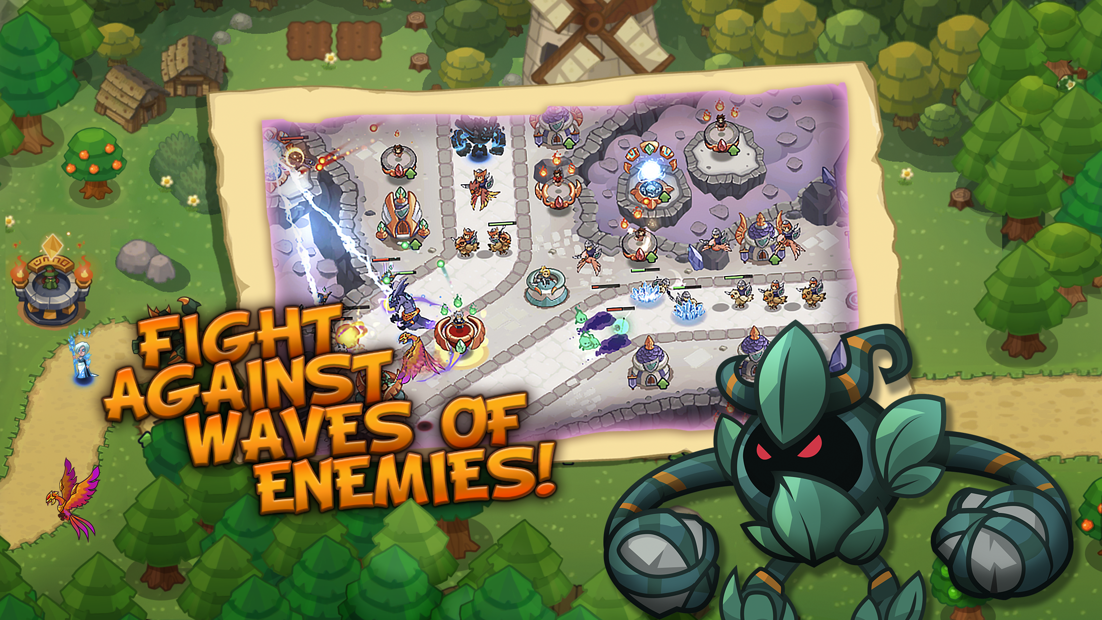 Top 10 Tower Defense Games that Test your Tactical Skills